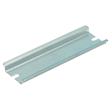 Din-skinne for kasse 007-L, L:110 mm