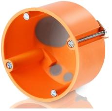 F-Tronic Forfradåse Ø68 D:47 mm vindtæt, orange