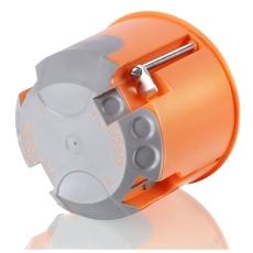 F-Tronic Forfradåse Ø68 D:61 mm vindtæt, orange