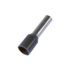 Tylle Isolerede 2,5 mm², grå, Hi 2,5/8 F (100) (T)