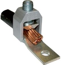 V-Klemme Al/Cu V120 10-120 mm², enkelt klemme
