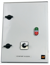 YD-STARTER KAPSLET IP65 15KW