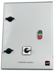 YD-START. KAPS. IP65 5,5KW