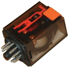 Stikbensrelæ 3-polet 10A 230V AC MT326230 (11-Bens)