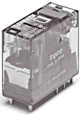 Interface relæ 8A 2 polet 24V DC LED XT484LC4