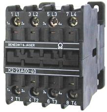 KONTAKTOR 4P 15KW 230V