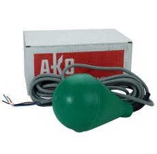 Niveauvippe 1 skiftekontakt med 6 meter kabel AKO-53120