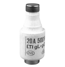 Sikring DZ II 20A