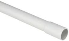 Plastrør 40 mm HF med muffe 320N grå (3M)
