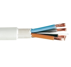 Kabel EXQ 1G2,5 halogenfri, grå, R100