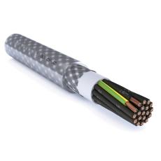 Styrekabel YSLYCY-JZ 4G1mm² med kobberfletskærm