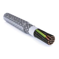 Styrekabel YSLYSY-JZ 18G1mm² med stålfletskærm