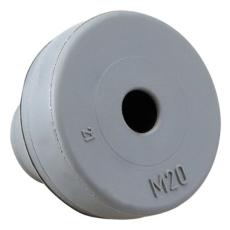 Rutaseal Gummipakdåse EPDM M12 4-7 mm grå