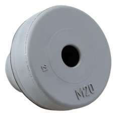 Rutaseal Gummipakdåse EPDM M40 19-28 mm grå