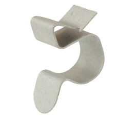 TM Rørholder Ø15-18 mm for stålbjælke 7,5-12  mm