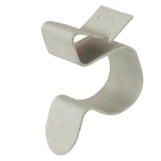 TM Rørholder Ø25-30 mm for stålbjælke 7,5-12 mm
