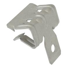 TM Clips beslag til I-bjælke lodret flap, bjælke: 10-15mm