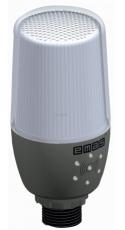 Emas Multi lystårn 24V PLC, 5 LED farver fast/blink og 1 buz