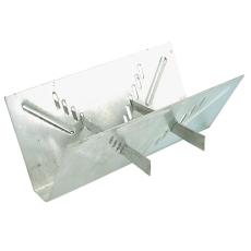 Forankringsplade til stikledningsventiler