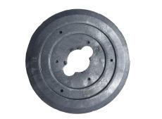 Isiflo 390 mm bæreplade til Isiflo dæksel, PE