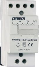 Cenica Ringetrafo primær-230V AC/sekundær-8/12/24V AC