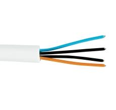Signalkabel PT-HF 10x2x0,6 hvid halogenfri S100