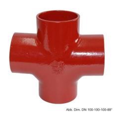110 mm SML dobbelt grenrør 70°