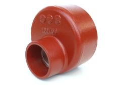110 x 78 mm SML reduktionsrør