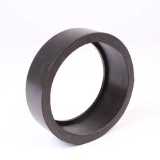 Lauridsen 160 mm EPDM-overgang til lermuffe, uden gummiring