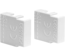 Endekappe for 4-polet faseskinne KZN024