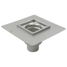 Industriafløb, lav-gulv: beton og fliser-smøremembran