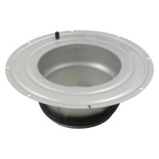 Mellemstykke med membranflange-syrefast stål: aisi316l/en1.4