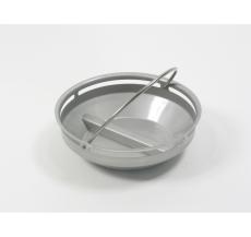Sandfang-rustfrit stål: aisi304/en1.4301