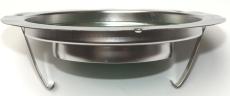 Rustfri membranflange til 110 mm. Afløbsskål og bruseniche b