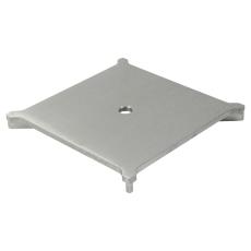 Spalterist square-rist: 270 x 270 mm-syrefast stål: aisi316l