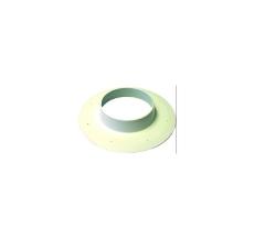 75 mm Roset med krave