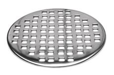 185 mm Rund stålrist uden udskæring