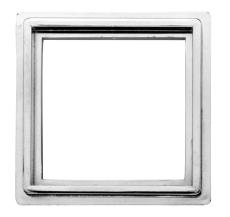Hvidgrå ramme t/153485