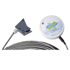 Napan alarm til højvandslukke DN100/110 mm, med batteribacku