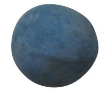 TH 67 mm gummibold til kontraventil 15397X000, blå