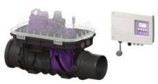 Kessel Pumpfix 110 mm højvandslukke med pumpe til brønd