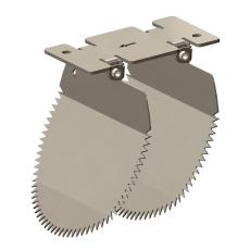 Nordisk Innovation løst spjæld til rottespærre 110 mm