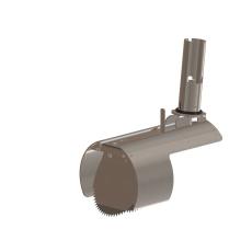Nordisk Innovation 125-129 mm konisk rottespærre, special