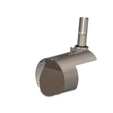 Nordisk Innovation 158-162 mm konisk rottespærre, special