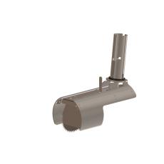 Nordisk Innovation 100/110 mm konisk rottespærre, universal