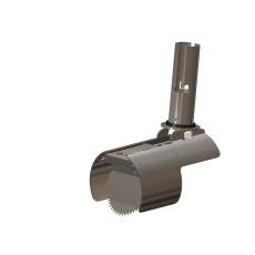 Nordisk Innovation 100/110 mm konisk rottespærre, mini