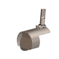 Nordisk Innovation 150/160 mm konisk rottespærre, universal