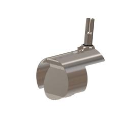 Nordisk Innovation 200 mm konisk rottespærre t/PVC, universa