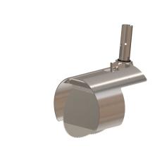 Nordisk Innovation 200 mm konisk rottespærre t/beton, univer