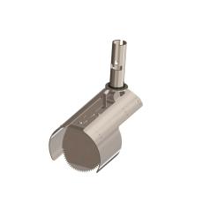 Nordisk Innovation 150/160 mm konisk rottespærre t/strømpef.